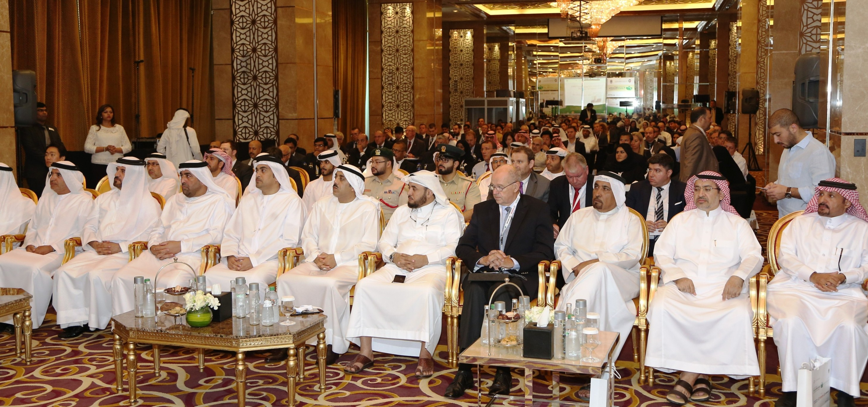 Industry Leaders Gather at ICFM 2015